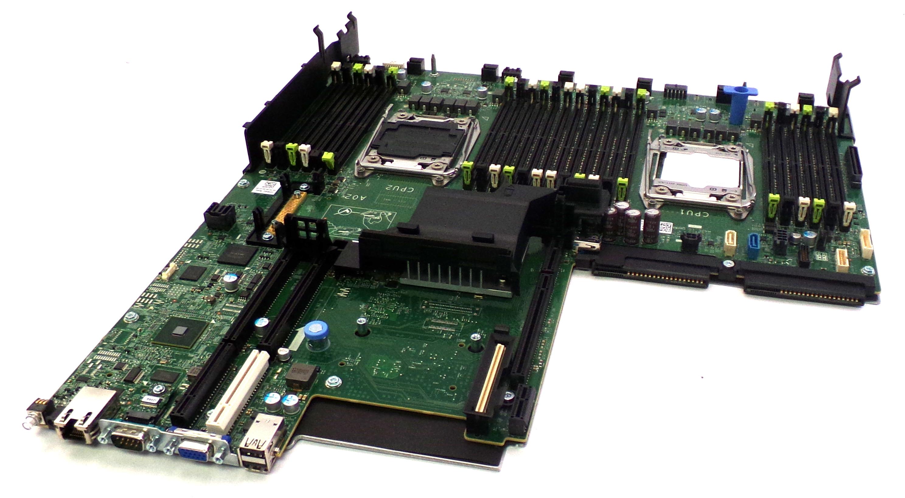 Dell 4N3DF PowerEdge R730 R730XD LGA2011-3 Server Motherboard
