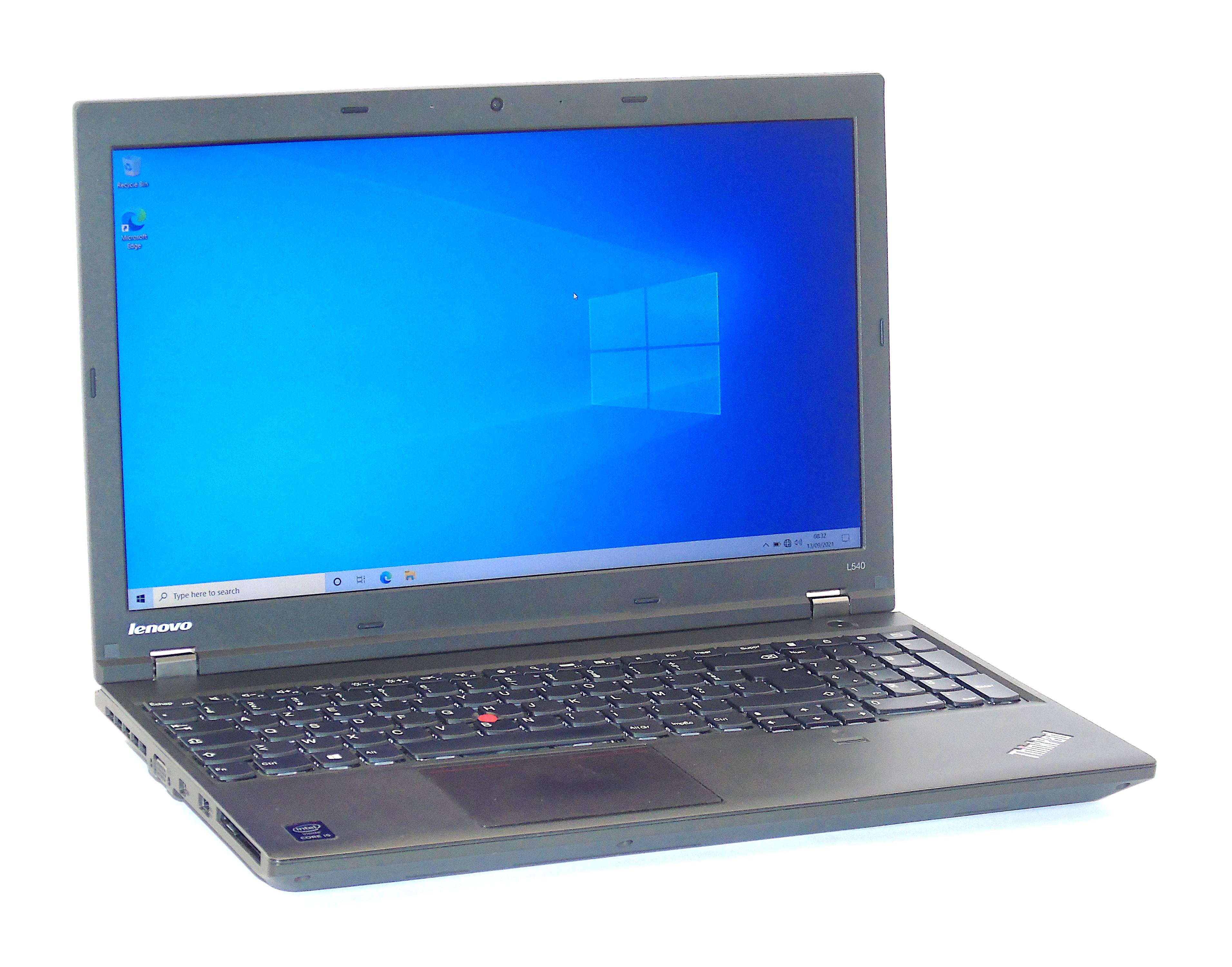 Lenovo ThinkPad L540 Core i5-4210M 8GB RAM 240GB SSD French Keyboard Windows 10