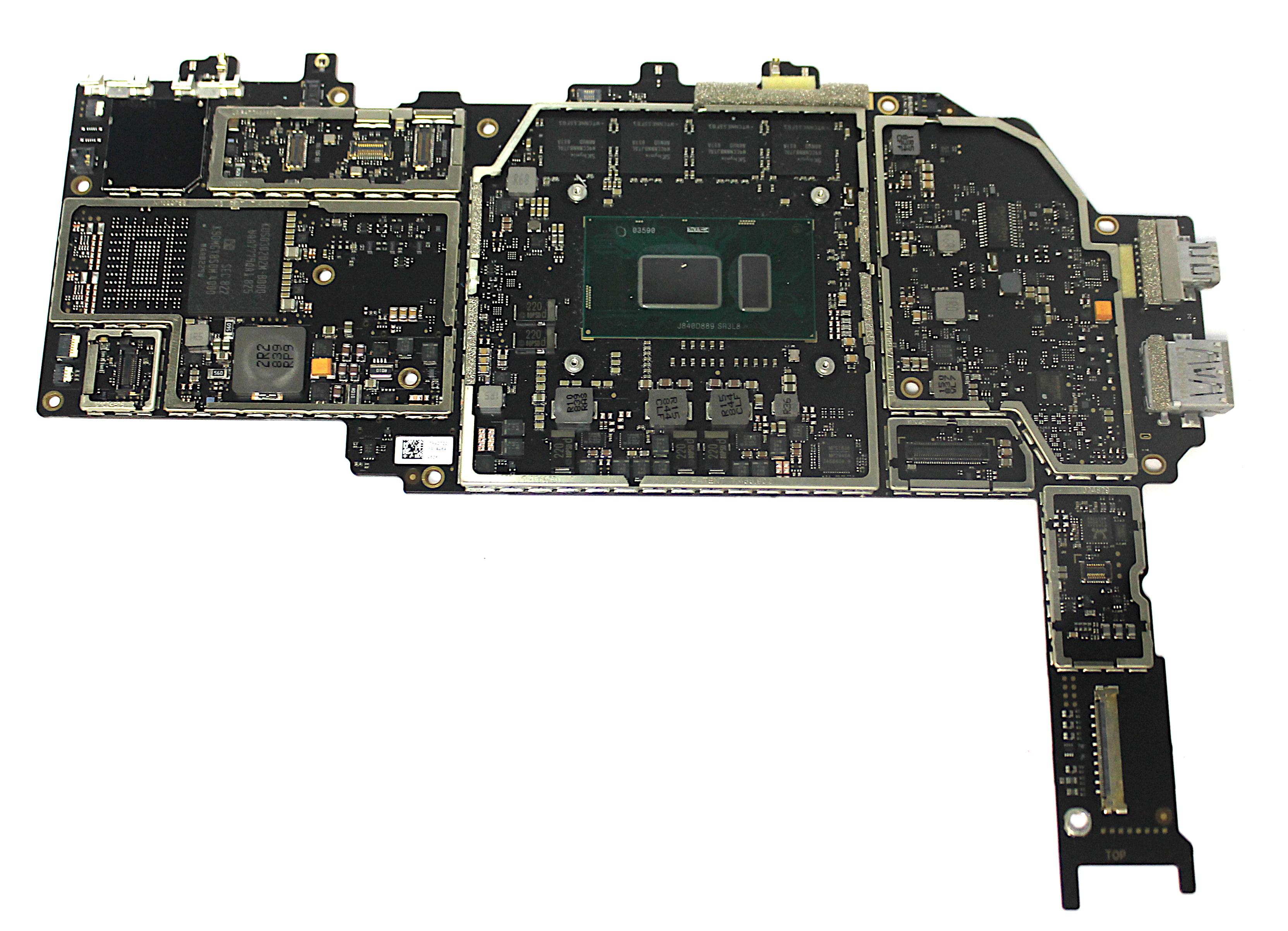 Surface Pro 6 1796 i7-8650U 8GB Ram 256GB eMMC Main Board M1086841-003