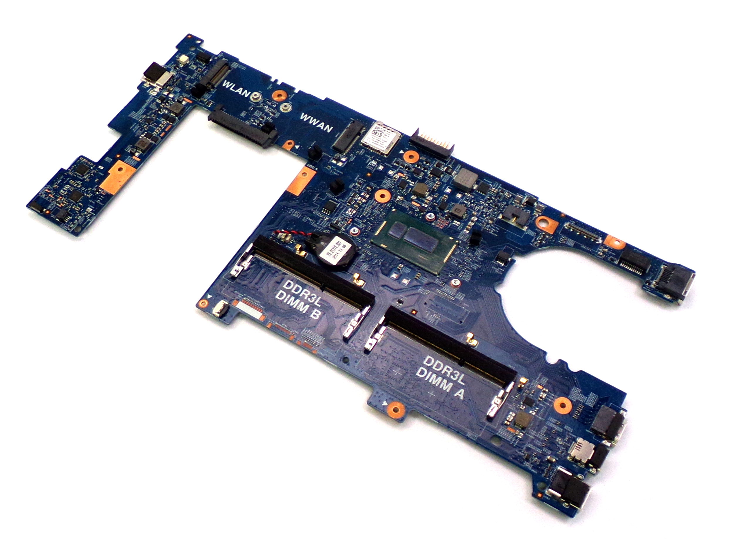 Dell VF1F3 Latitude 3340 with Intel i3-4030U Laptop Motherboard
