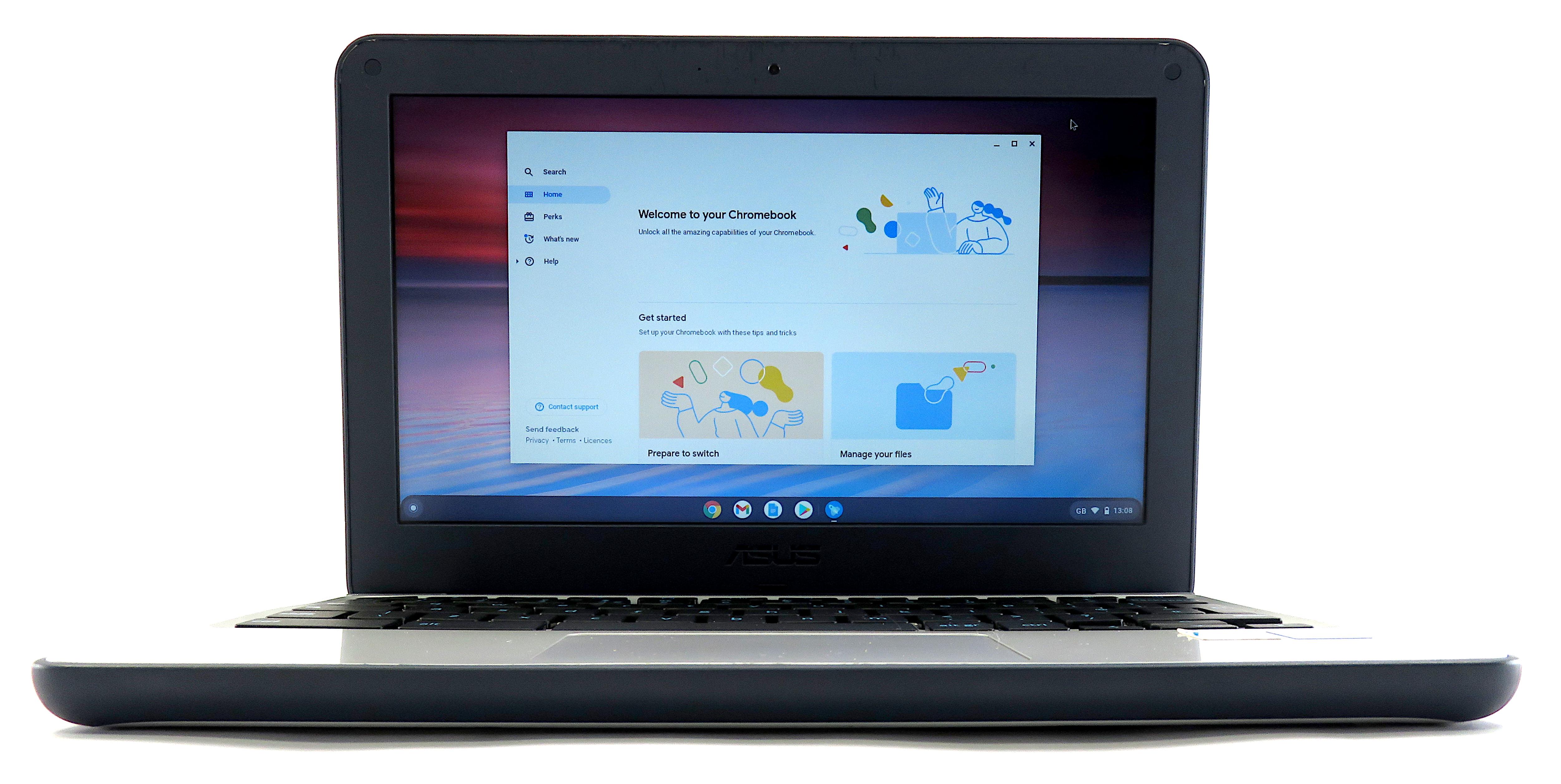 "Asus Chromebook C202S - Celeron N3060, 2GB RAM, 16GB eMMC, 11.6"" - C202SA-GJ0027"