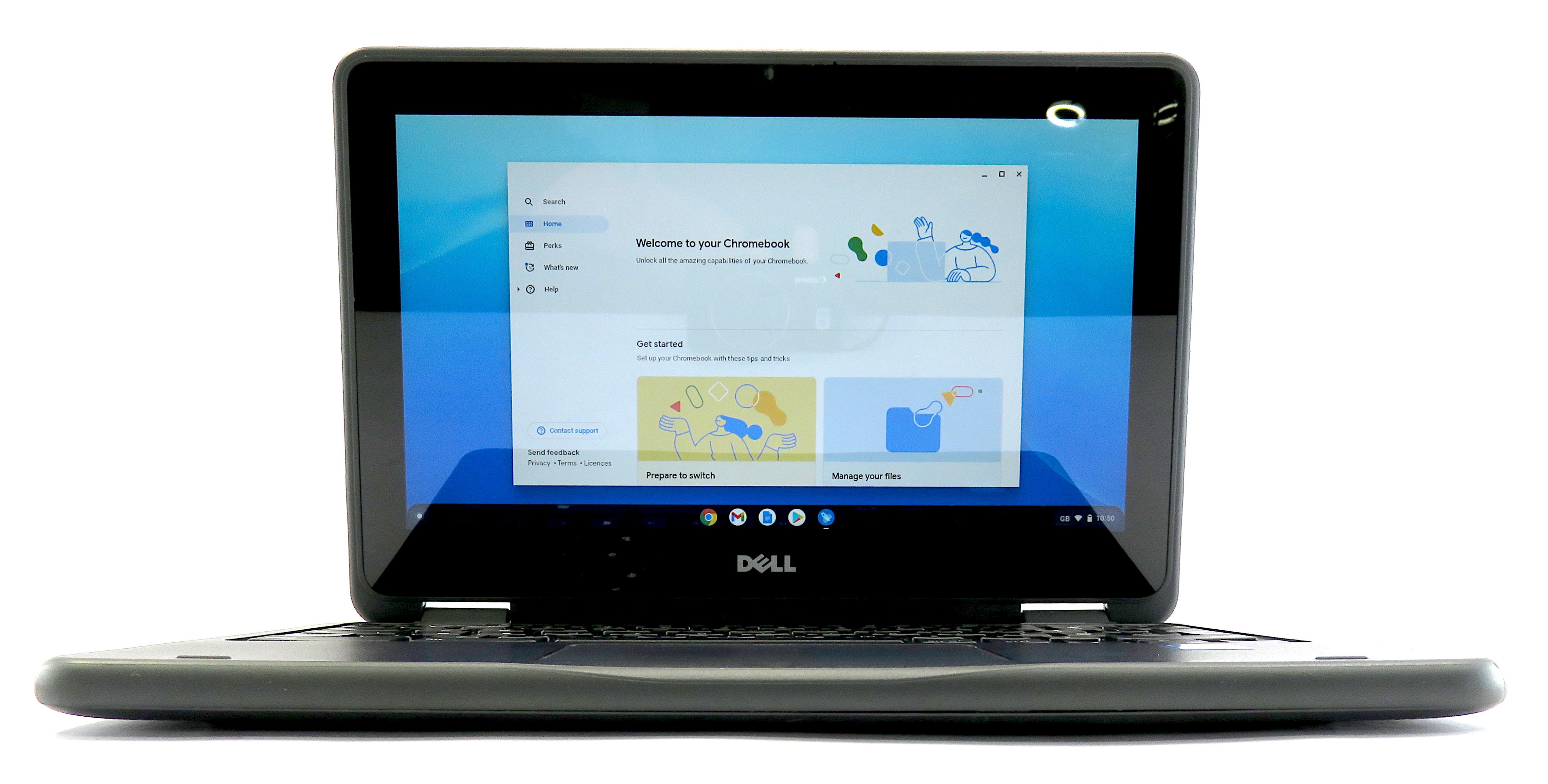 """Dell Chromebook 11 3181 - Celeron N3060, 4GB RAM, 64GB eMMC, 11.6"""" Touchscreen"""