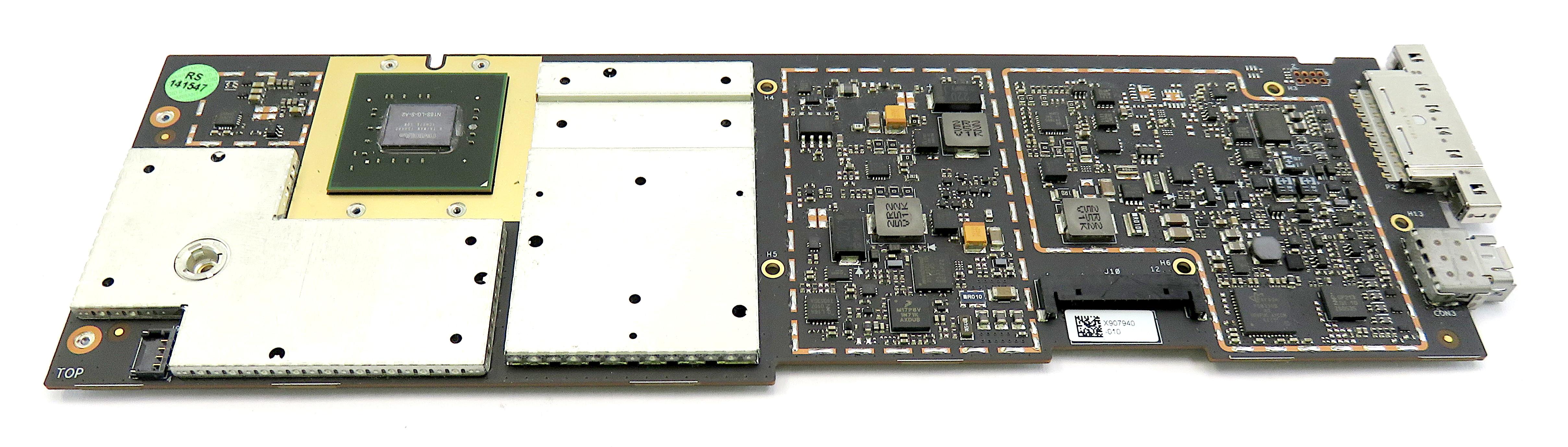 Microsoft Surface Book 1703 i7-6600U GPU Board Nvidia N16S-LG-S-A2 X907940-010