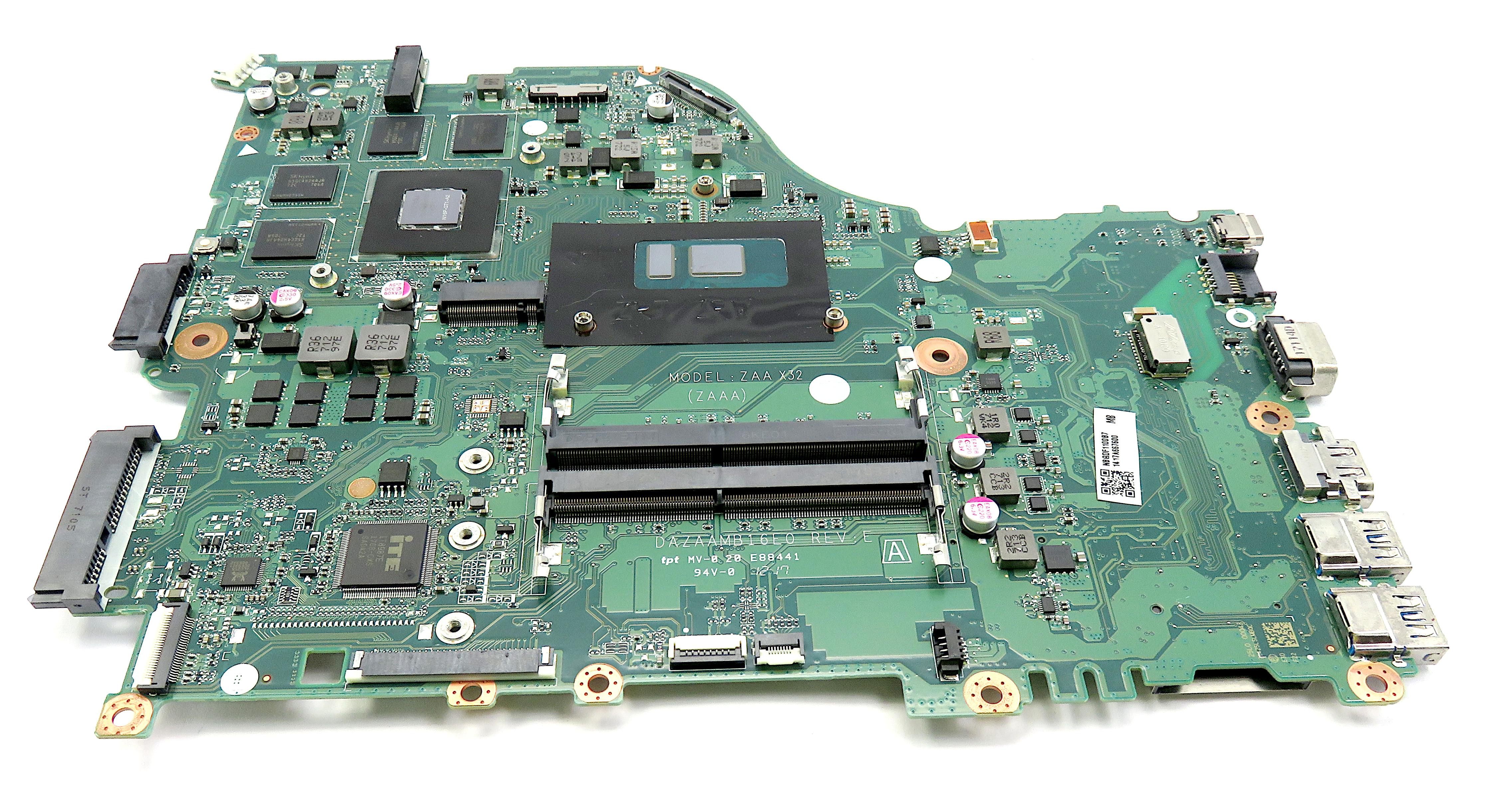 Acer Aspire E5-575 E5-575G - CPU I5-7200U Dis 950M 2GB Motherboard - NBGDF1100B