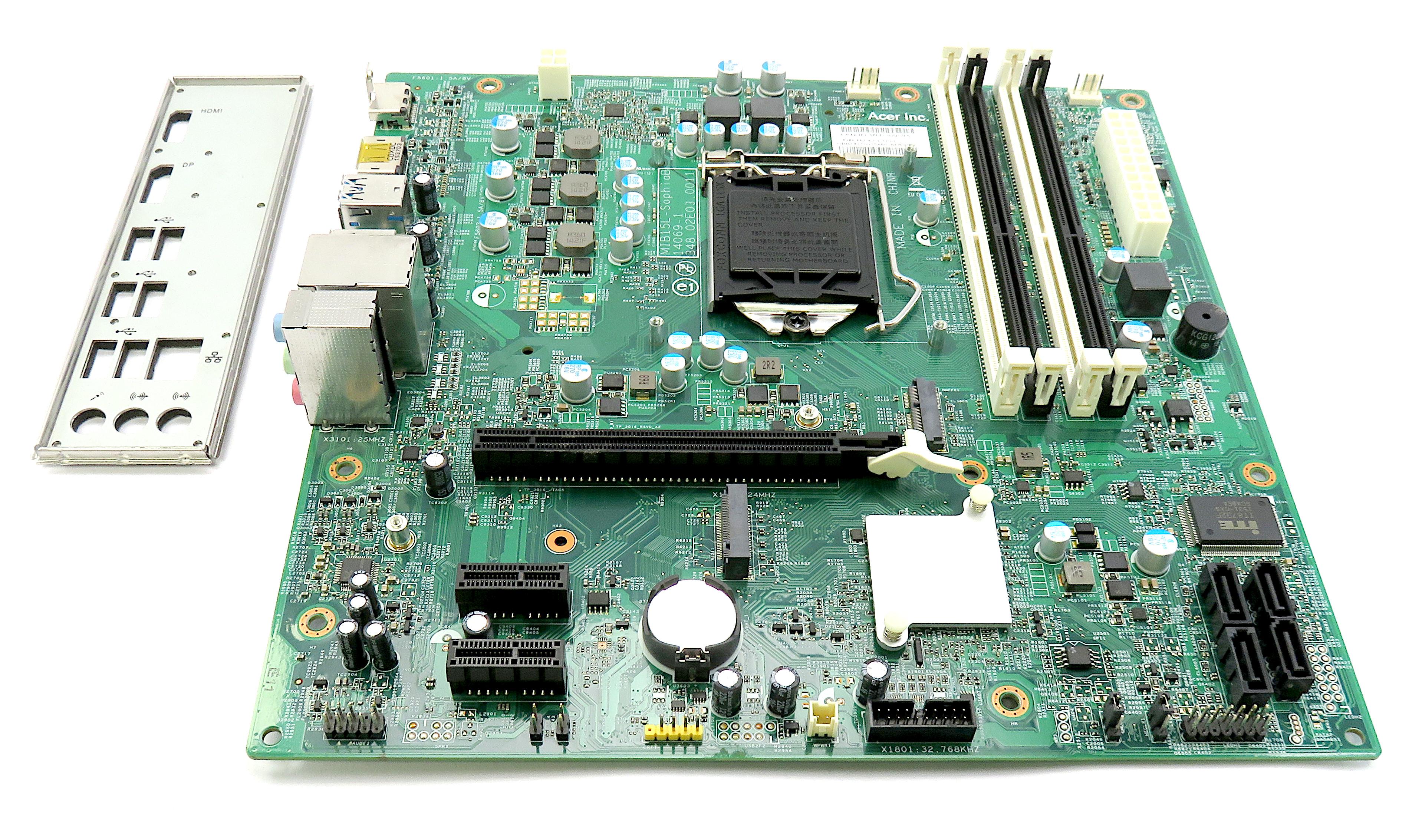 Acer DB.B1411.001 Predator G3-710 LGA1151 Motherboard MIB15L