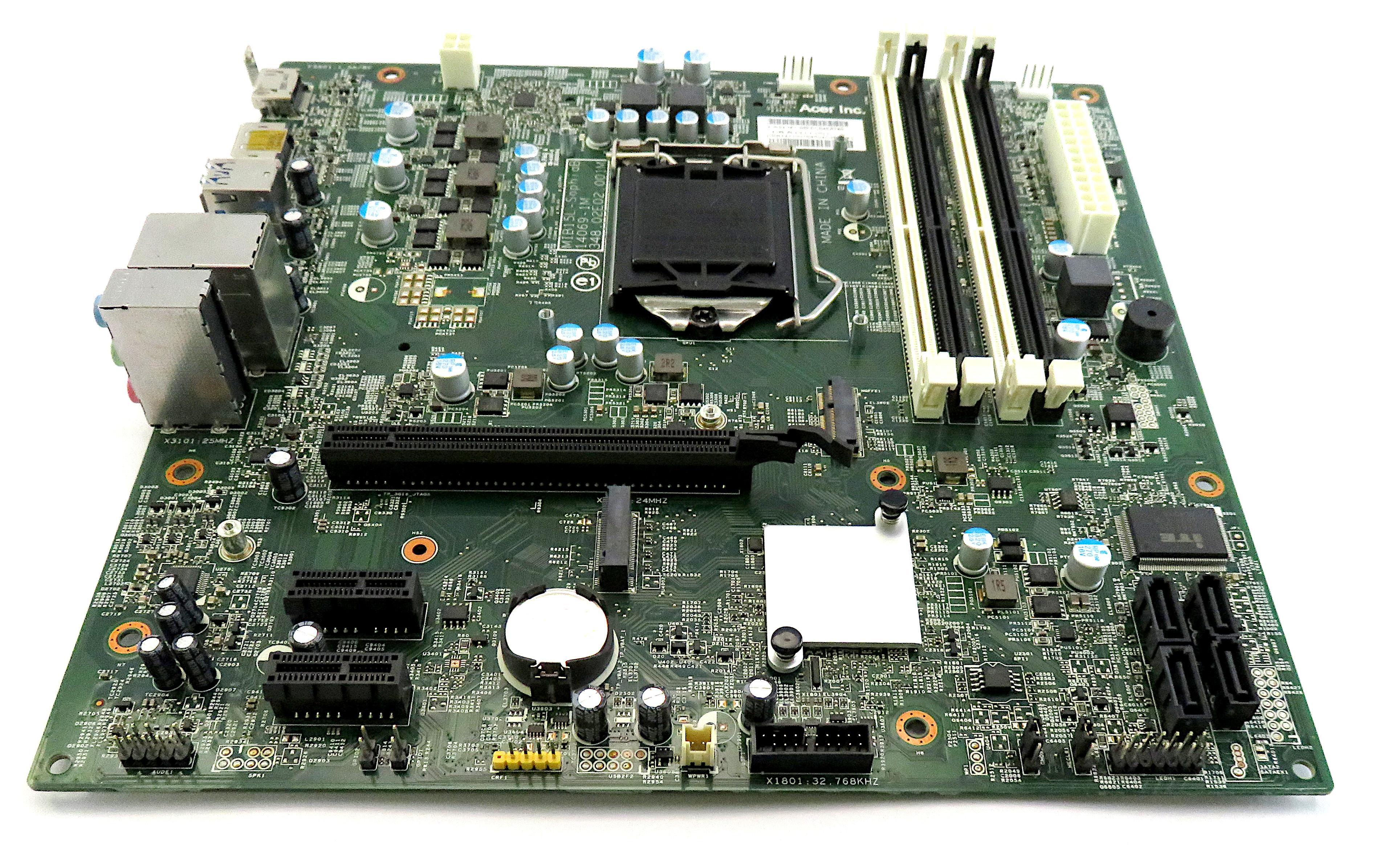 Acer DB.B1411.001 Predator G3-710 LGA1151 Motherboard MIB15L - 14069-1M