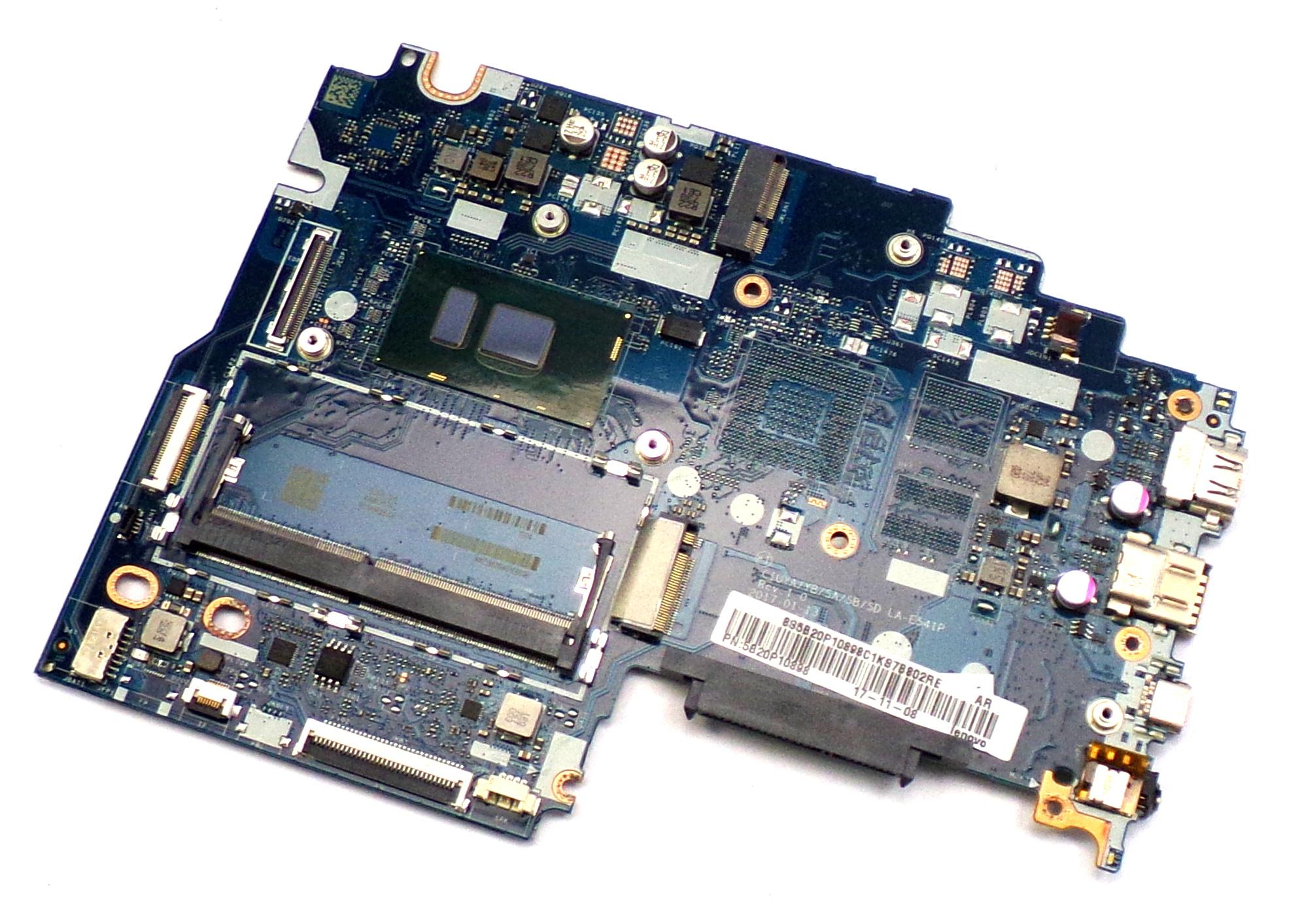 5B20P10898 Lenovo IdeaPad 320S-14IKB with Intel i3-7100U Laptop Motherboard