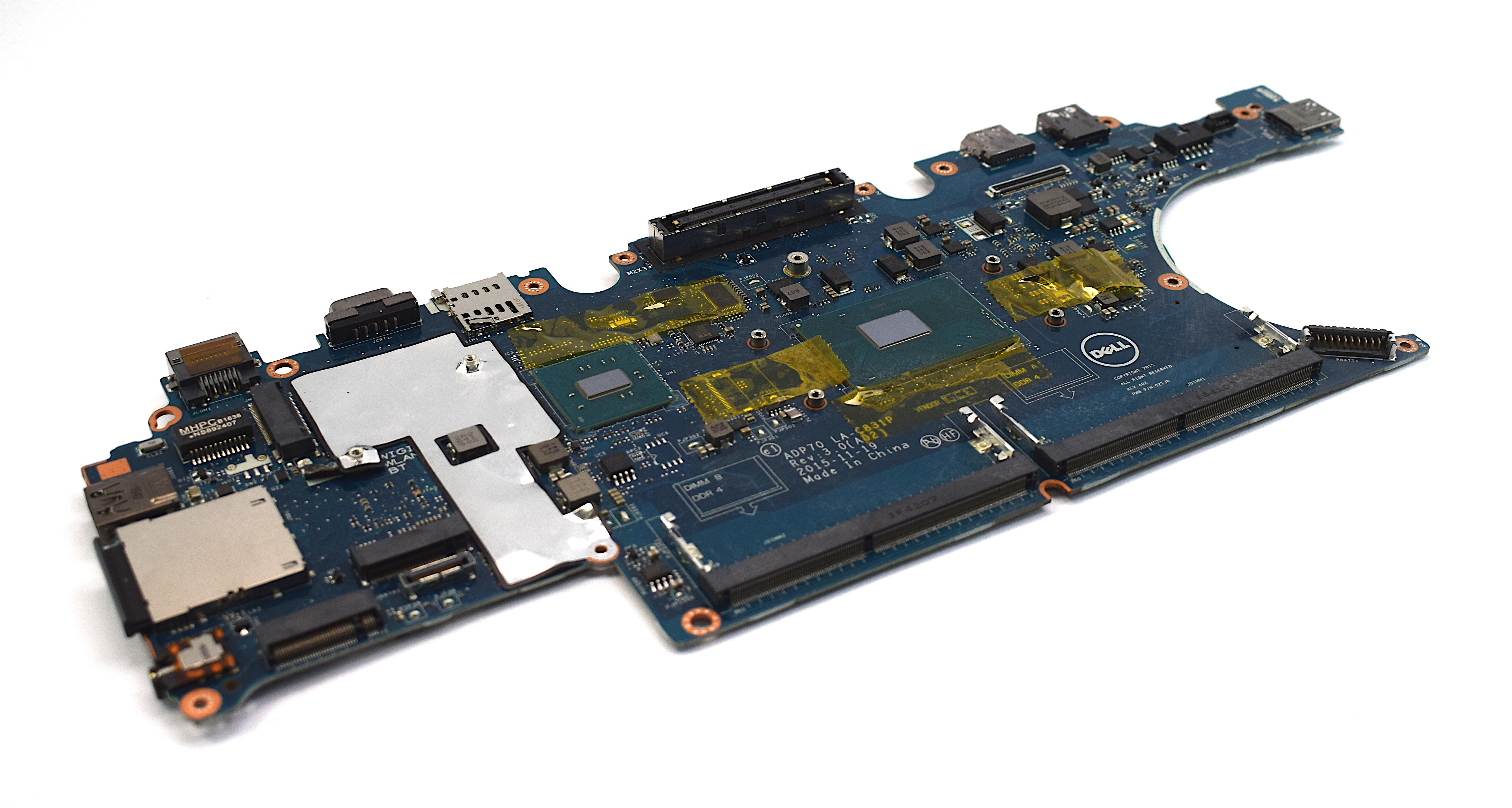 Dell 792TG Latitude E5470 with BGA Intel Core i5-6440HQ Laptop Motherboard