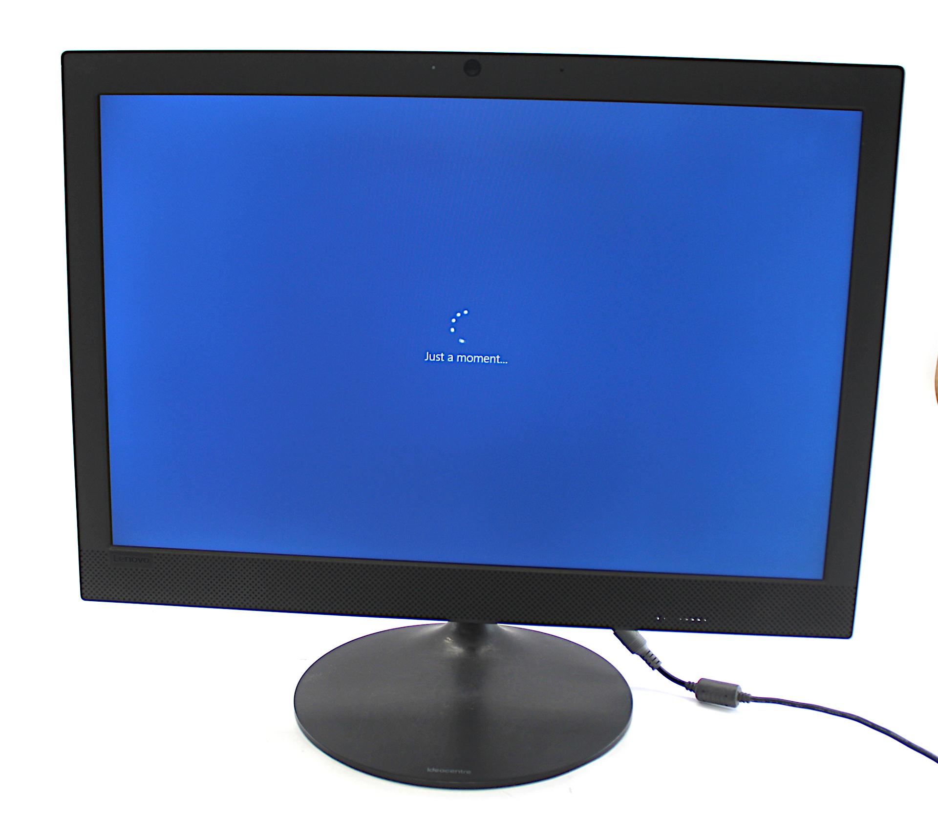 """Lenovo IdeaCentre 330-20IGM 19.5"""" AiO PC Pentium 256GB SSD 8GB RAM - Grade B"""