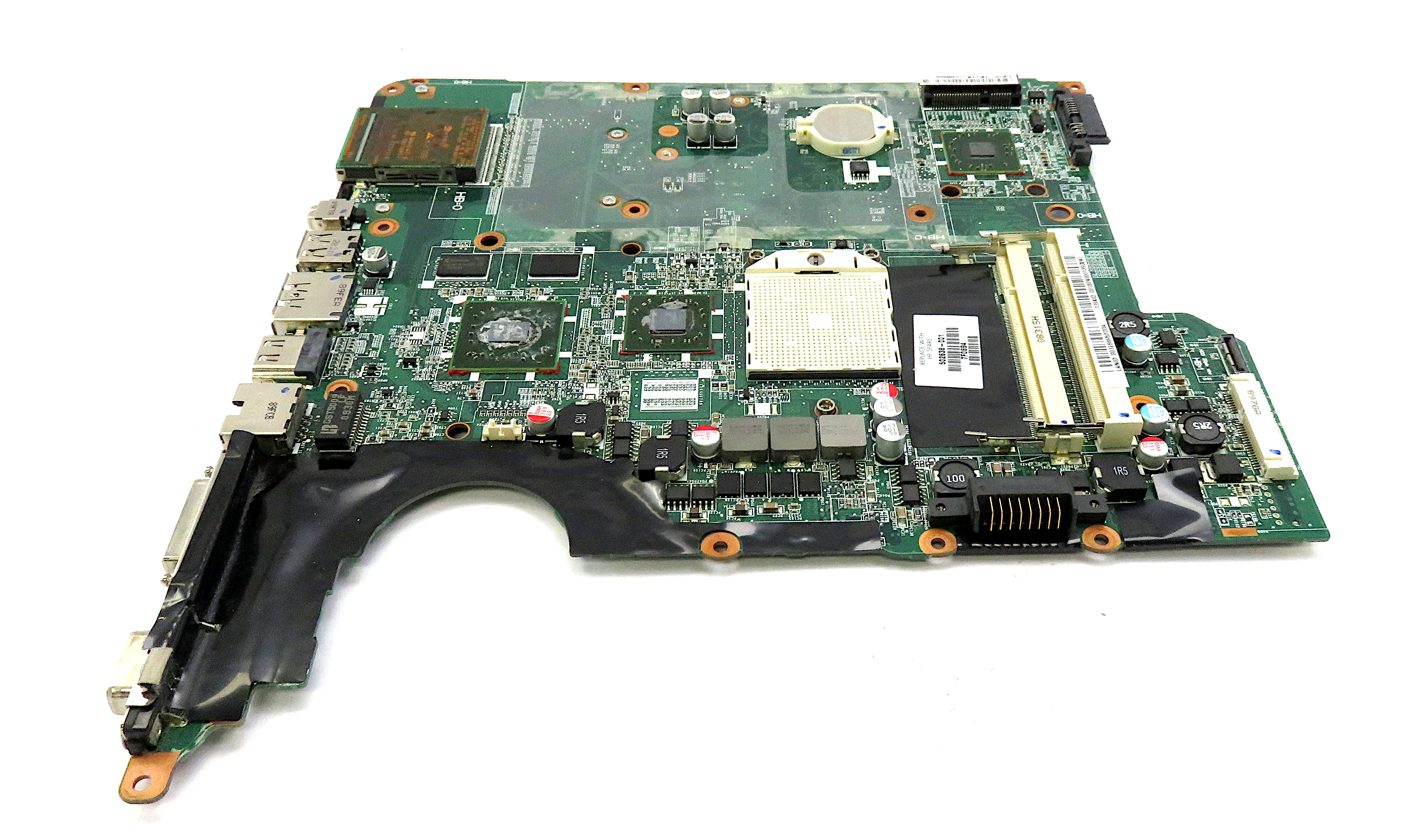 HP Pavilion DV5-1000 502638-001 Laptop Motherboard w/ S1 Socket