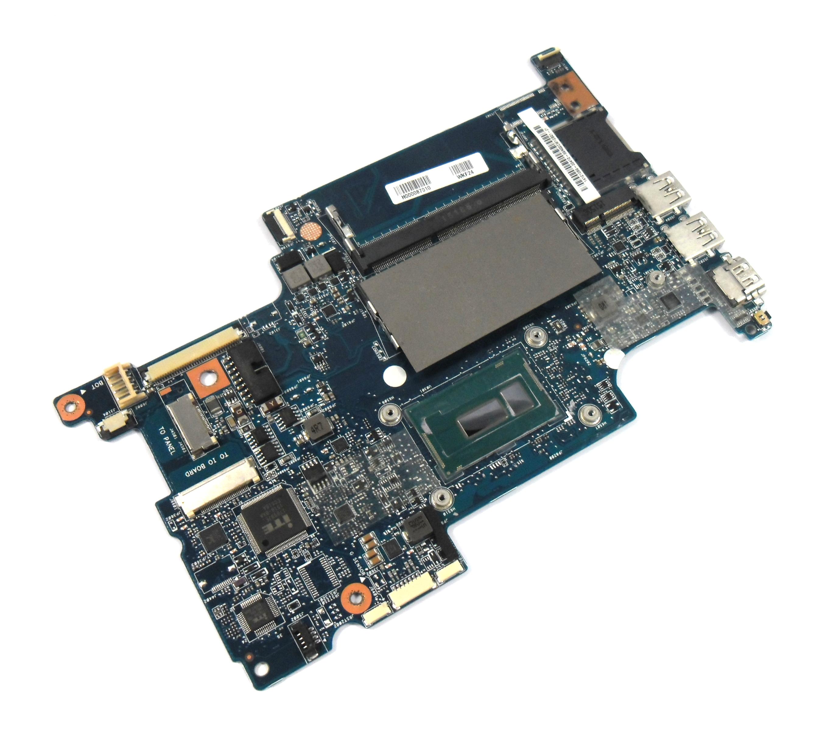 Toshiba Radius 15 P50W-C H000087010 Motherboard w/ Intel i5-5200U CPU