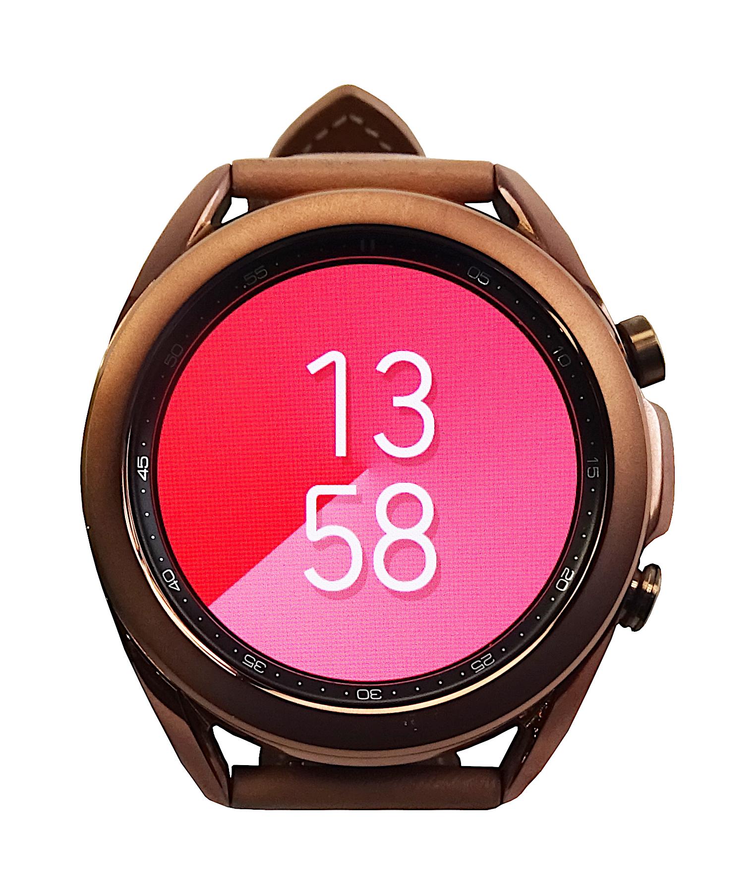 Samsung Galaxy Watch3 SM-R850 41mm Stainless Steel Case Mystic Bronze
