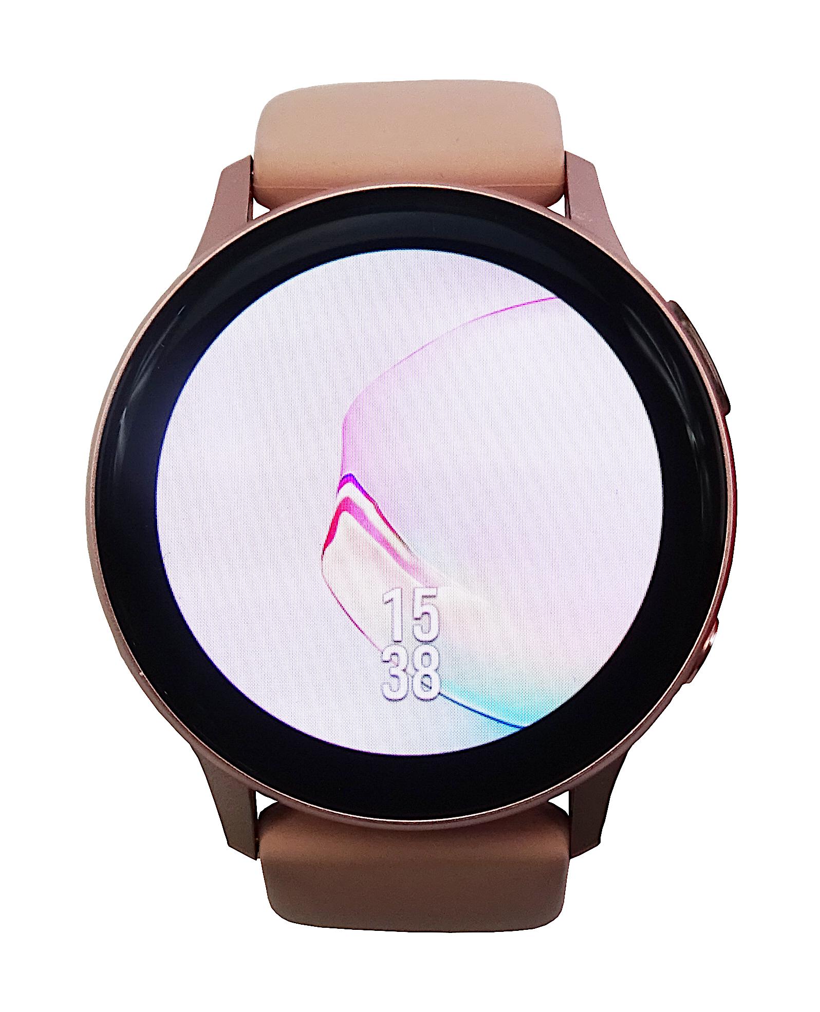 Samsung Galaxy Watch Active2 SM-R830 40mm Gold Aluminium Case Used