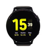 Samsung Galaxy Watch Active2 SM-R820 44mm Black Aluminium Case Used