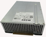 Dell CYP9P Precision Tower 5810 Power Supply 685W 80 Plus Gold