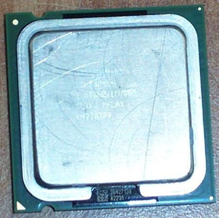 Intel SL7KJ Pentium 4 2.8GHz 800MHz 1MB Socket 775 Processor
