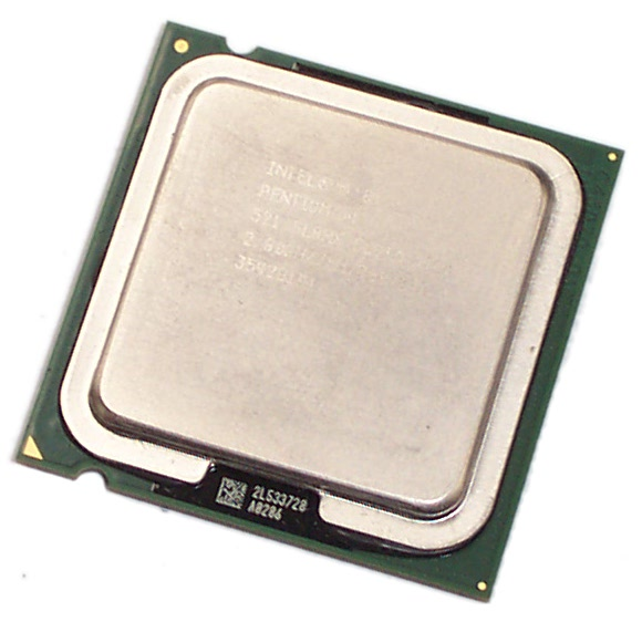 Intel SL8HX Pentium 4 521 2.8GHz 800MHz 1MB Socket 775 Processor