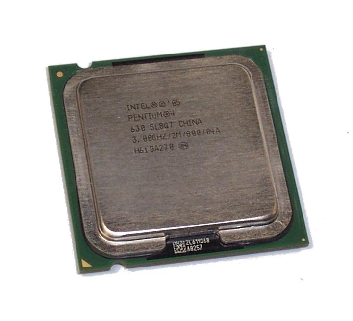 Intel SL8Q7 Pentium 4 3GHz 800MHz 1MB Socket T LGA775 Processor