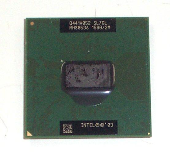 INTEL SL7GL PENTIUM M 715 1.5GHz 2MB 400MHz PROCESSOR