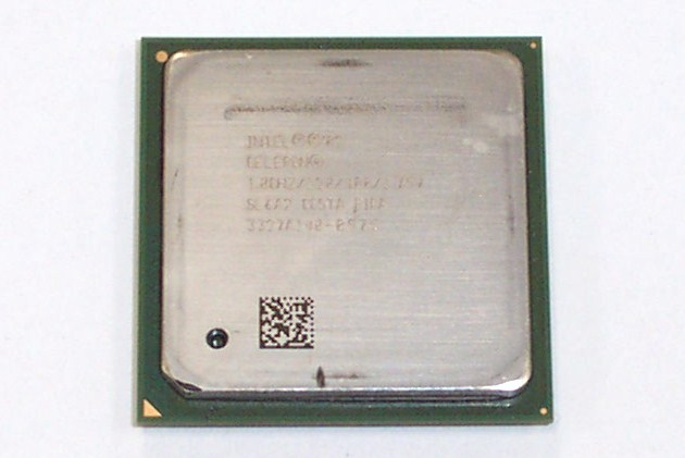 Intel SL6A2 Celeron 1.8GHz 128KB 400MHz Socket 478 CPU