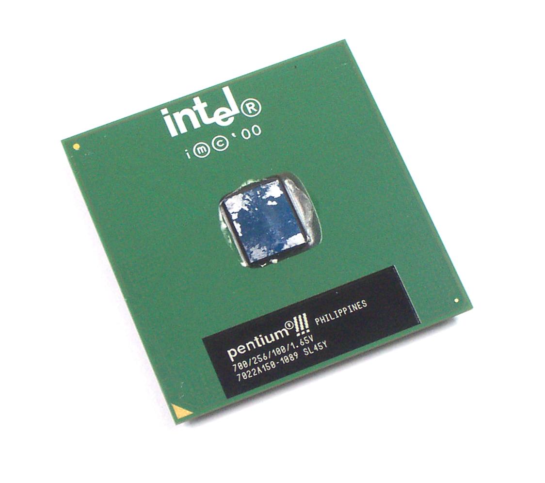 Intel SL45Y Pentium 3 700MHz Socket 370 Processor, 256K