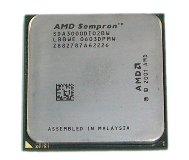 AMD SDA3000DI02BW Sempron 3000+ Socket 939 CPU