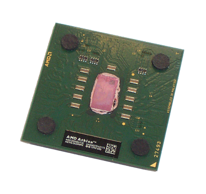 AMD AXDC2000DUT3C Athlon XP 2000+ 1.66GHz 256KB Socket A CPU