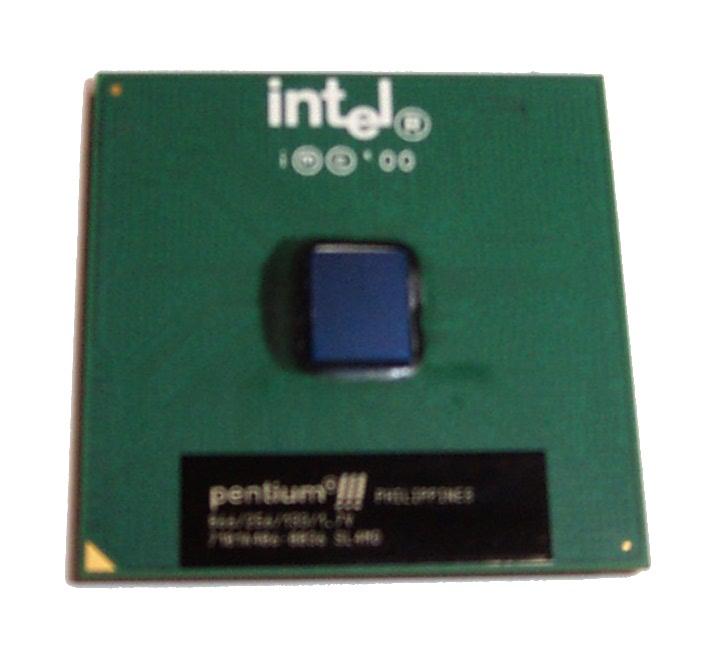 Intel SL4MD Pentium 3 866 MHz 256K Cache 133 MHz FSB Socket 370 Processor