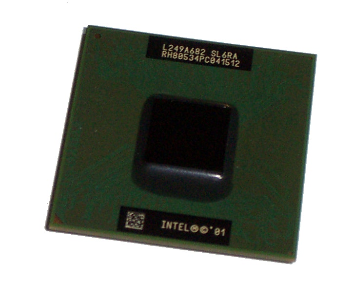 Intel SL6RA Pentium 4 2GHz 400MHz 512KB Socket 478 Processor