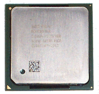 Intel SL6SB Pentium 4 2.6GHz 400MHz 512KB Socket 478 Processor