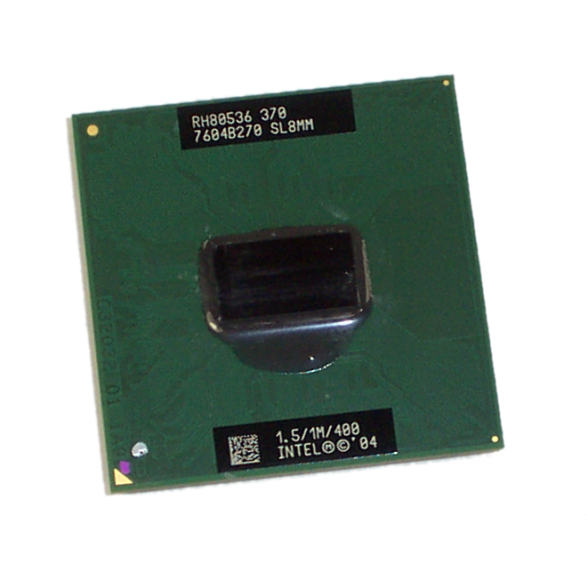 Intel SL8MM Celeron M 370 1.5GHz 1MB 400MHz Processor