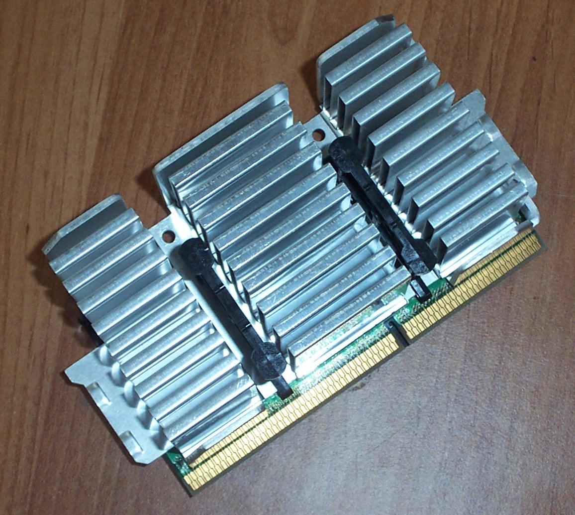 Intel SL35D P3 450MHz Slot 1 CPU & Dell 7472D Heatsink
