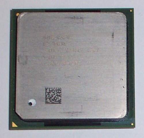 Intel SL6HY Celeron 2GHz 128KB 400MHz Socket 478 CPU