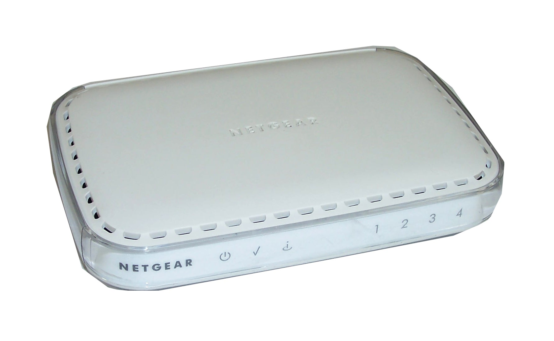 Netgear DG834 v3 ADSL Wired Modem Router- No Power Supply | Switches ...