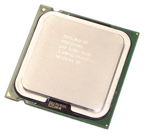 Intel SL8Q6 Pentium 4 3.2GHz 800MHz 2MB Socket T LGA775 Processor