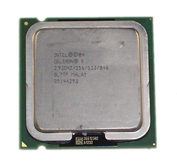 Intel SL7TP Celeron D 340J 2.93GHz 256KB 533MHz LGA775 CPU