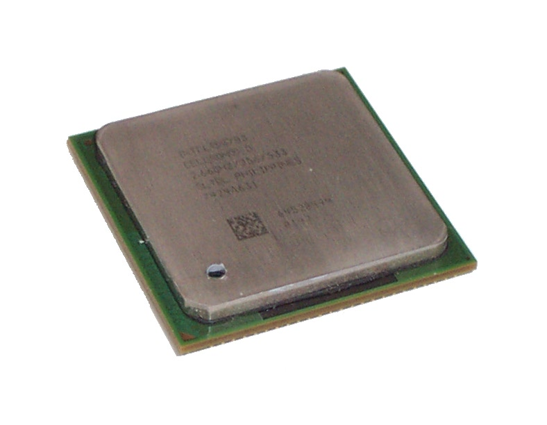 Intel SL7DL Celeron D 330 2.66GHz Socket 478 Processor