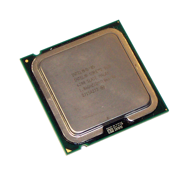 Intel SLA5E Core 2 Duo E6300 1.80GHz Socket T LGA775 Processor 2M/1066FSB