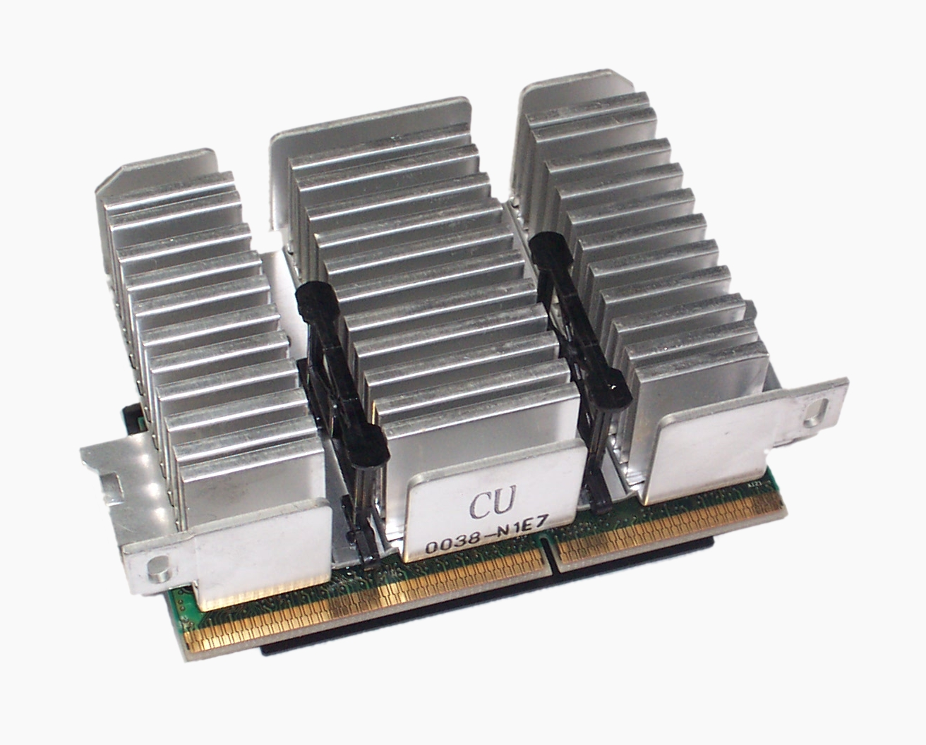 Intel SL4C2 Pentium 3 733MHz Slot 1 Processor with Dell 151VE Heatsink