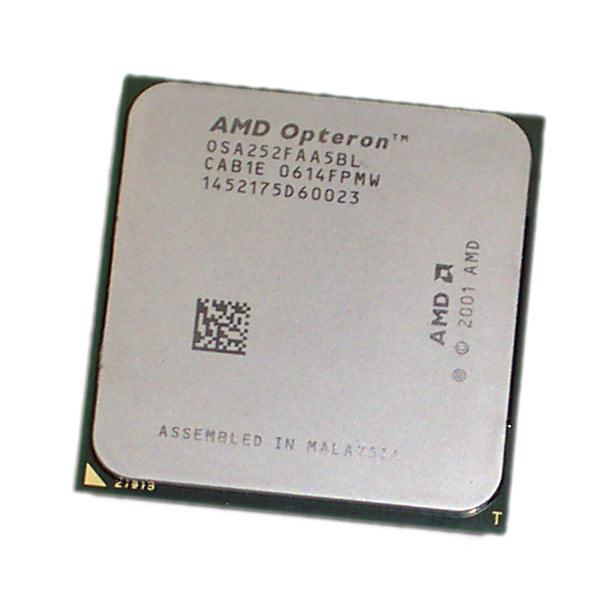 AMD Opteron 252 2.6GHz Socket 940 Processor CPU OSA252FAA5BL