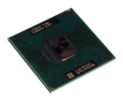 Intel SL8MN Celeron M 380 1.6GHz Socket 479 Processor 1.6/1M/400