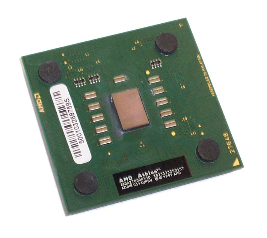 AMD AXDA2700DKV3D Athlon XP 2700+ 2.16GHz Socket A 256KB CPU