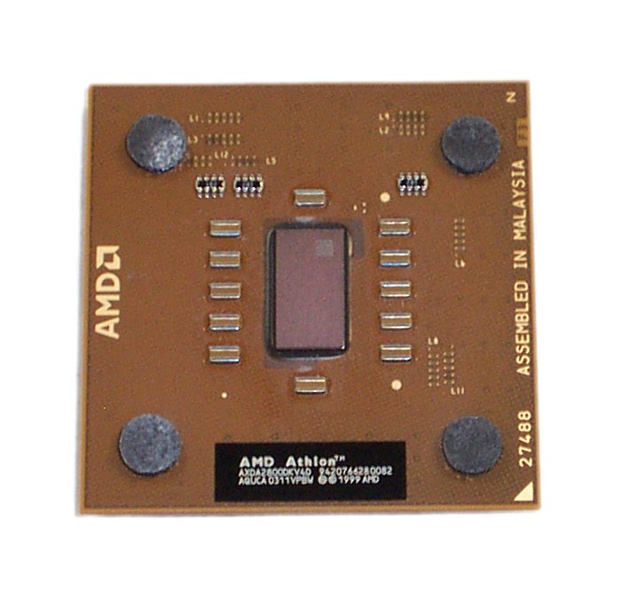 AMD AXDA2800DKV4D Athlon XP 2800+ 2.08GHz 512KB Socket A CPU