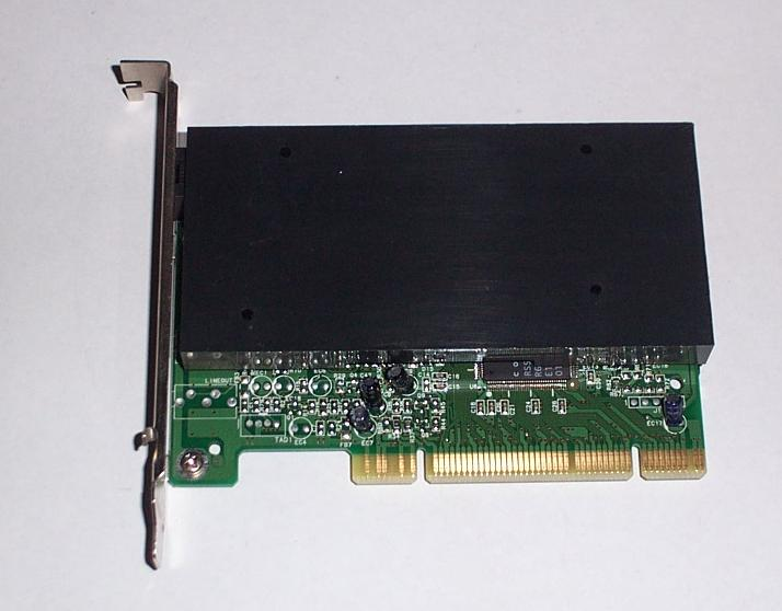 DRIVERS UPDATE: CONEXANT RS56-PCI