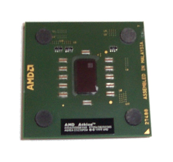 AMD AXDA2500DKV4D Althlon XP 2500+ 1.83GHz 512KB Socket A Processor
