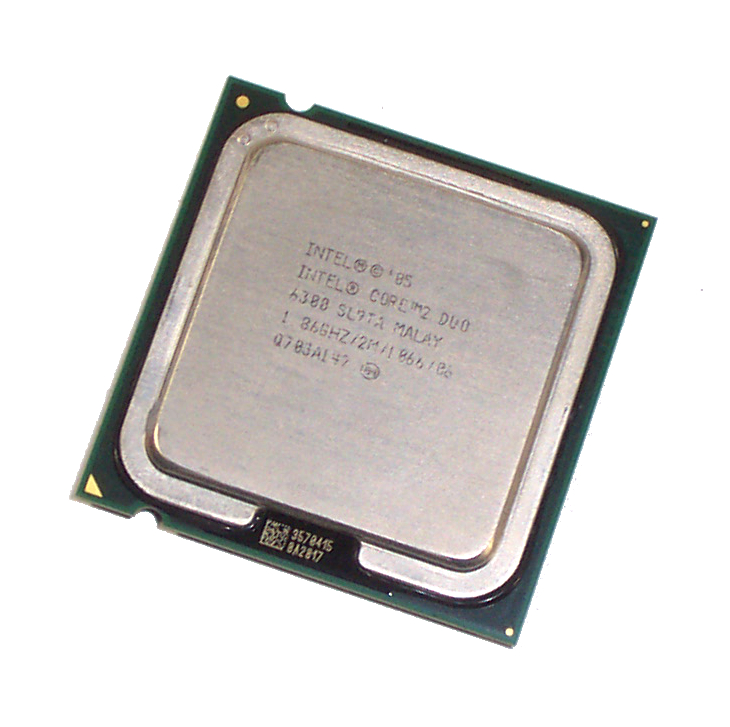Intel SL9TA Core 2 Duo E6300 1.86GHz 2MB 1066MHz LGA775 Processor