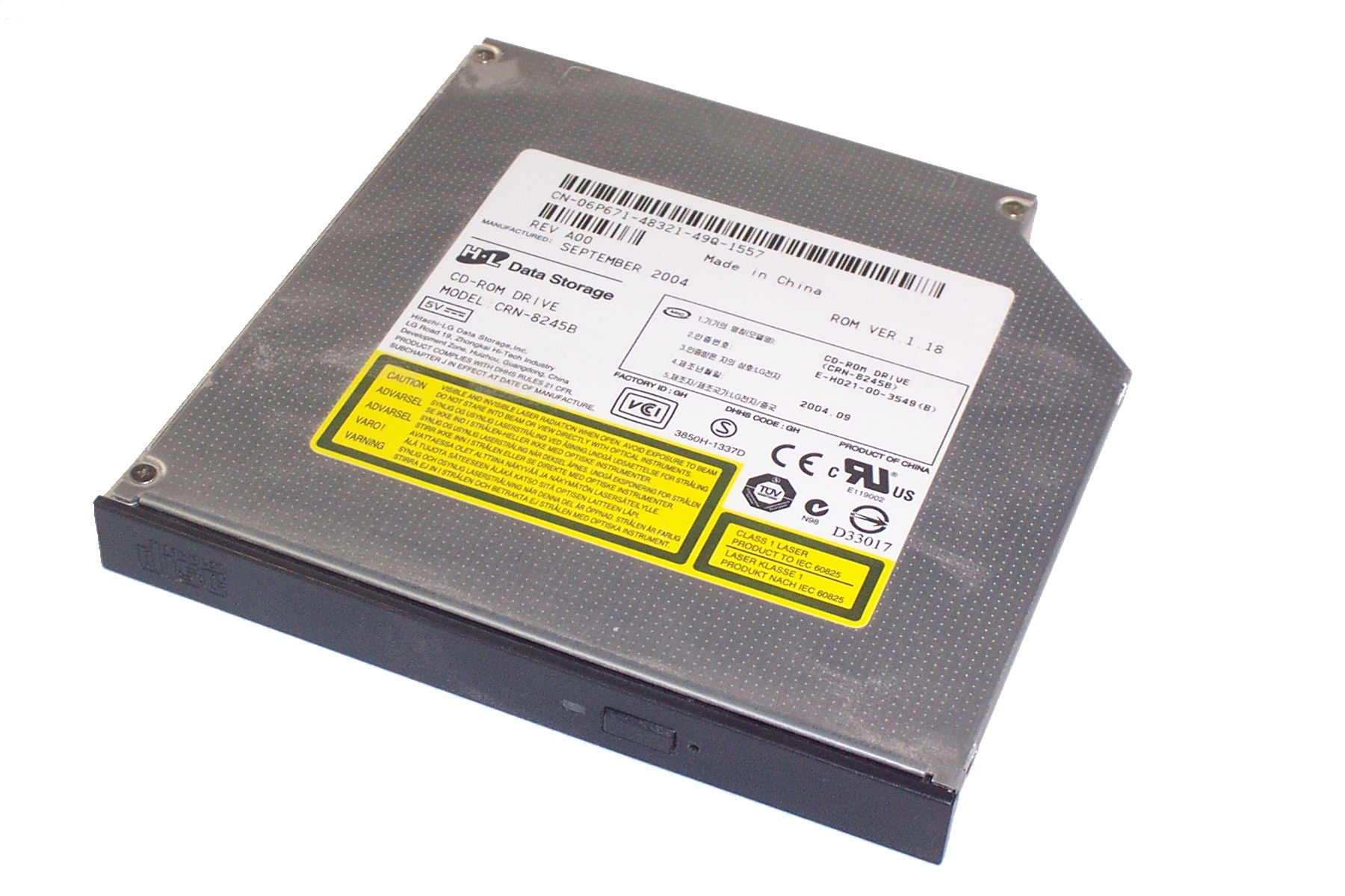 LG CD-ROM CRN-8245B DRIVERS FOR WINDOWS 7
