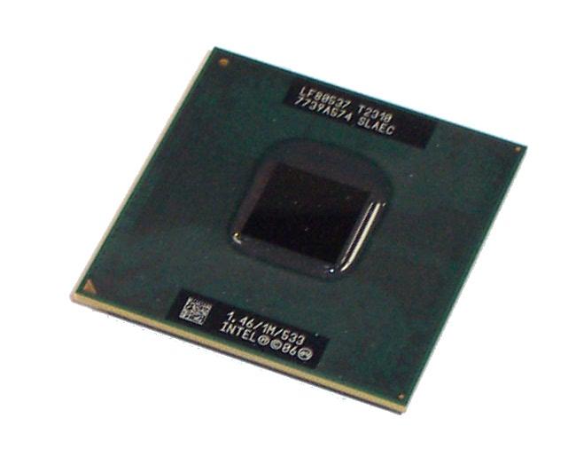 Intel SLAEC Pentium Dual-Core T2310 1.46GHz 1MB 533MHz Socket P Processor