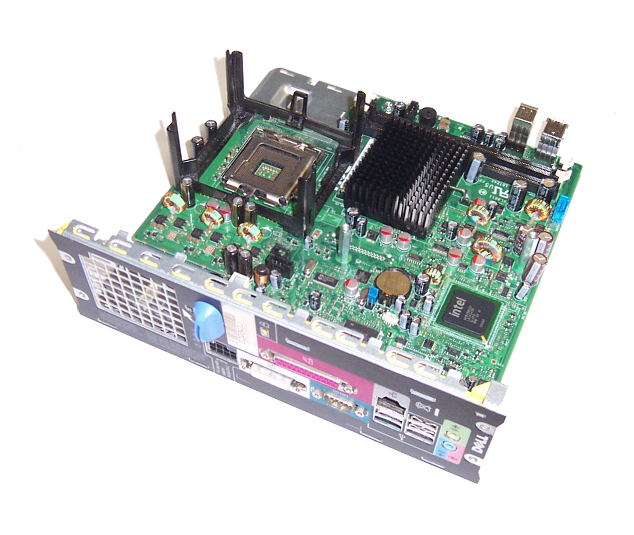 Dell HX555 OptiPlex 755 Ultra Small Form Factor (Model DCTR ...