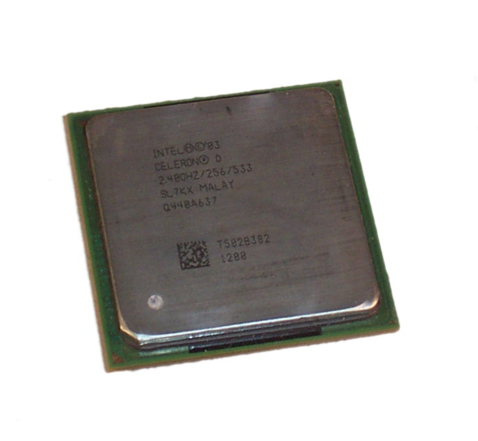 Intel SL7KX Celeron D 2.4GHz Socket 478 Processor